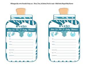 baby boy shower invitations printable theruntime
