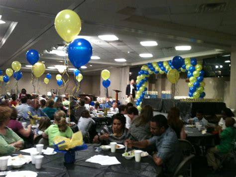 Home Decor Southaven In Character Productions Cds Sports Banquet Decorations
