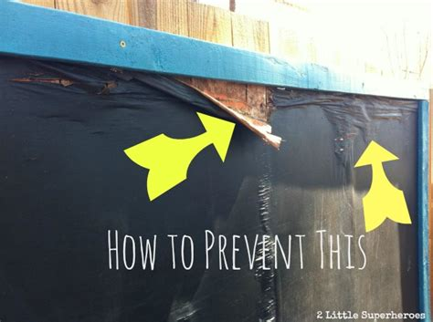 exterior chalkboard paint how to prevent your outdoor chalkboard from rotting 2