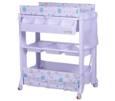 Bath And Change Table 4baby Changetable Dots Spots Change Table And Bath All In One Just Remove Top And There S A