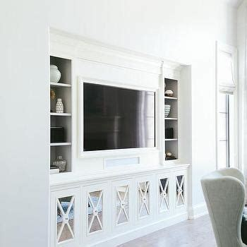 mirrored living room cabinet living room built in cabinets design ideas