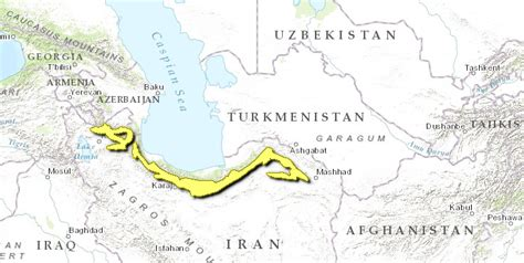 middle east map taurus mountains elburz map gallery