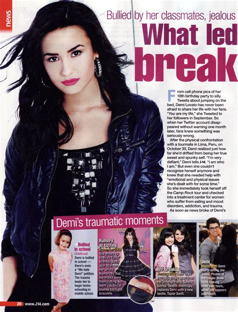 demi lovato i didn t mean to break your heart lyrics carol s life perfect oh yes