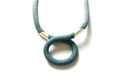 design milk jewelry chunky rope jewelry by noquvy design milk