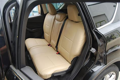 ford escape leather seat replacement ford escape seat covers 2017 ototrends net