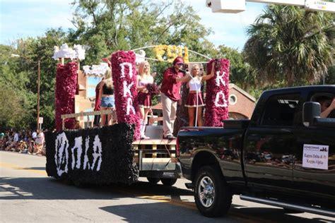 Fsu Mba Organizations by Fsu Lives Its Legacy During 2016 Homecoming Parade