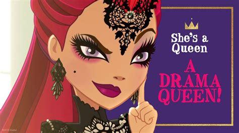 drama queen film wiki image facebook drama queen jpg ever after high wiki