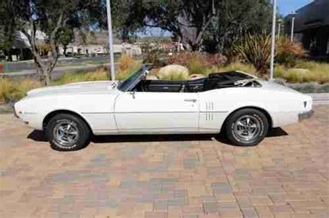car owners manuals free downloads 1968 pontiac firebird instrument cluster purchase used 1968 pontiac firebird sprint convertible 100 rust free car ac 1 owner 18 900