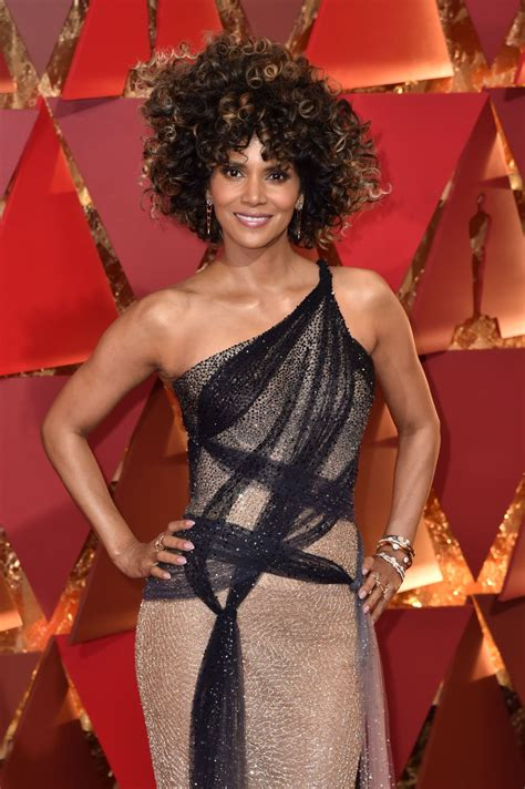 Halle Berry May Be Getting Hitched Soon by Tangled Black Our Hair Randi Bryant