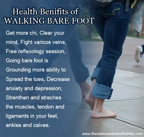 how often to walk a this is why you should often walk barefoot
