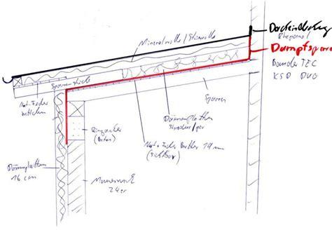 Pultdach Aufbau Detail by Bau De Forum Dach 16288 Dfsperre Undicht Bei