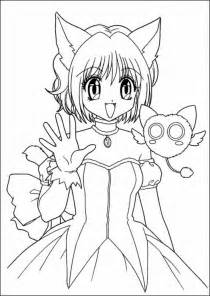 anime coloring book pages coloring