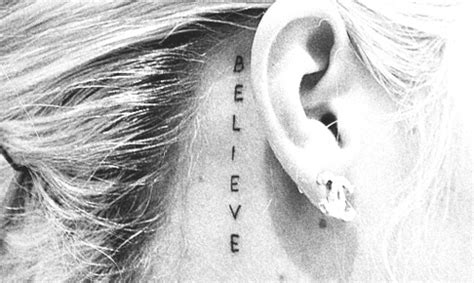 tattoo quotes behind ear tattoos change cute tattoos tumblr