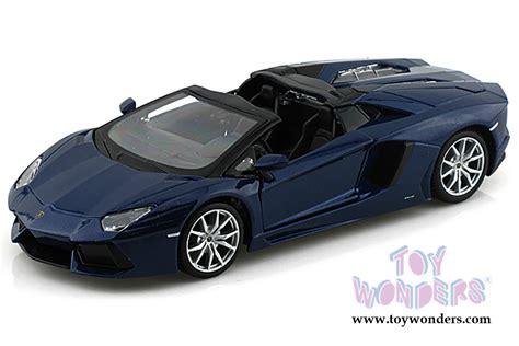 Maisto Lambirghini Aventador lamborghini aventador lp700 4 roadster convertible 31504bu 1 24 scale maisto wholesale diecast