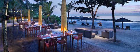 Dining Room Outlet restaurants amp dining angsana resort and spa bintan