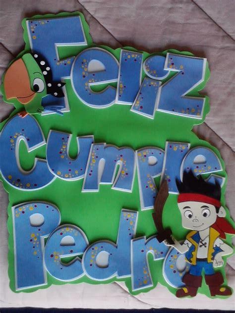 carteles goma eva  cumpleanos  fiestas infantiles