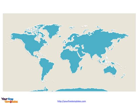 australia continent map editable map of australia continent for