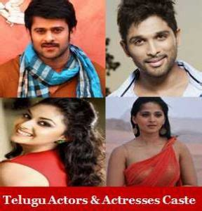 actor and actress caste list telugu actors actresses caste list tollywood heroes