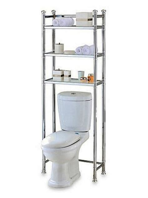 bathroom storage above toilet 10 useful over the toilet storage rilane