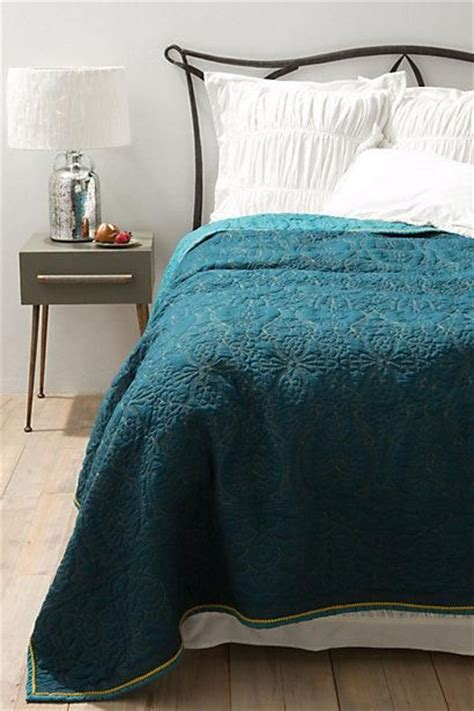 What Is A Coverlet Teal by 25 Best Ideas About Teal Bedding On Teal And