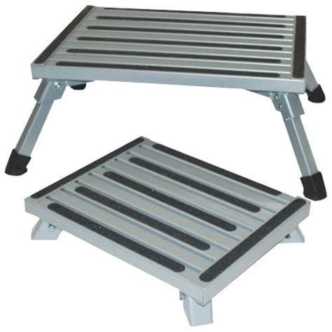 Large Step Stool by Convaquip Bariatric Large Folding Step Stool Made In Usa