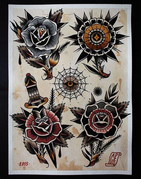 traditional tattoo tumblr traditional flash www pixshark
