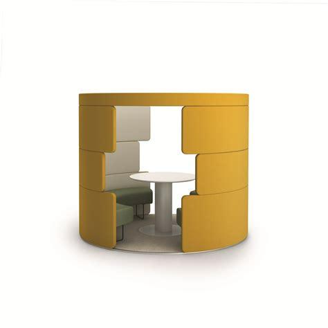 bureau avec 騁ag鑽e cabine de bureau acoustique avec 233 clairage int 233 gr 233 pour