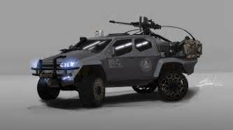 concept armored vehicle pickuptank by exizt on deviantart