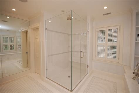 Used Shower Doors Types Of Glass Used For Frameless Showers River Glass Designs