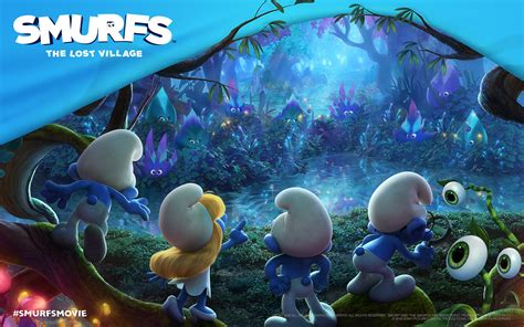 The Smurfs smurfs the lost review den of