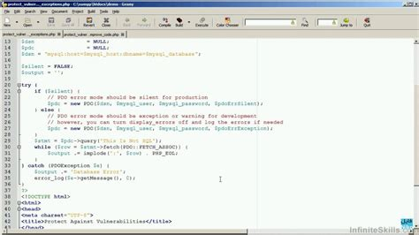 tutorial php coding دانلود udemy writing secure php code php security