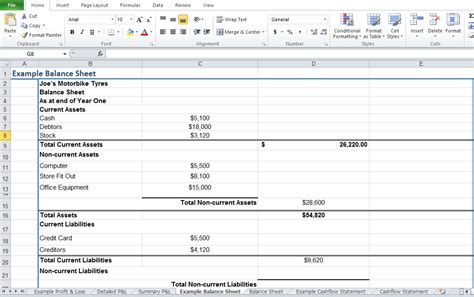 monthly balance sheet excel template hone geocvc co