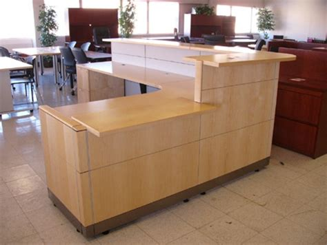 Knoll Reception Desk Knoll Quot Reff Quot Reception Desk Knoll
