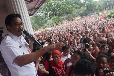 Dokter Layanan Aborsi Kalimantan Djarot Bikin Layanan Aduan Warga Mirip Praktik Dokter