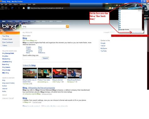 remove bing from firefox completely bing is hijacking my browser autos post