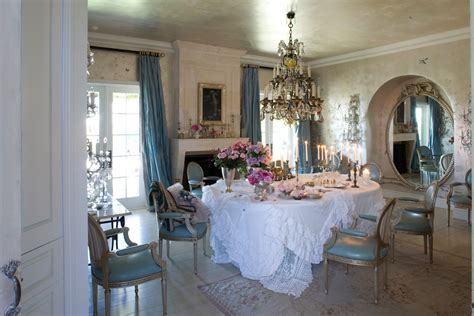 coastal chic decor dining room shabby chic style with