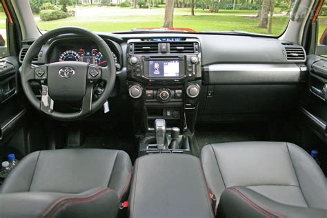 Interiors Pro by 2017 Toyota Forerunner Trd Pro 2017 2018 Best Cars Reviews