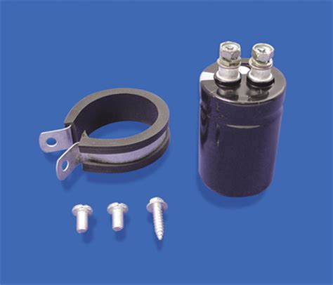 accel battery eliminator capacitor 381 043 j p cycles