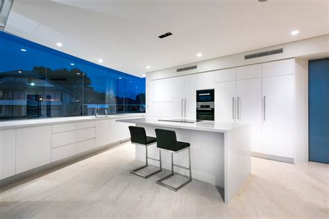 Luxury Kitchens Perth by Australian Residence Merges Exquisite Design And