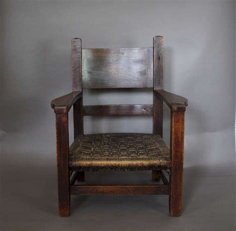 mission armchair american arts and crafts mission armchair arts and