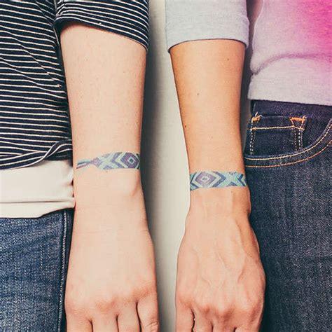 Friendship Bracelet Tattoos : Friendship Bracelet Tattoos