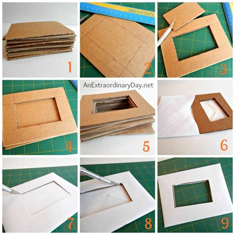 How To Make A Box From A Of Paper - how to make a faux letters box an extraordinary day