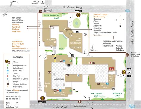 home plan design in kolkata india habitat centre location
