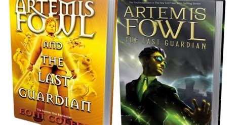 Artemis Fowl The Last Guardian the last guardian is the ultimate artemis fowl book by