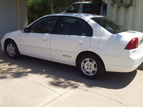 used honda civic cng for sale find used honda civic cng sedan reduced compressed