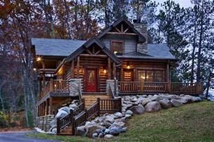 new log cabin homes 12 real log cabin homes take a virtual tour