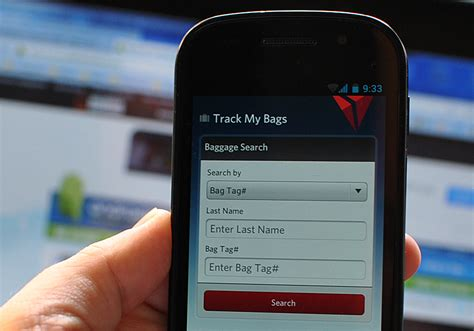 delta app android delta air lines android app updated with baggage tracking fleet info android central