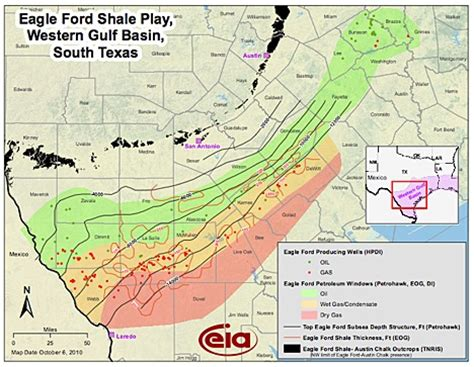 eagle ford texas map the eagle ford shale play how to get and condensate from an ngl well business insider