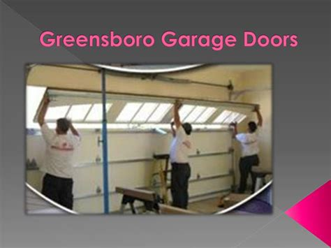 Overhead Door Greensboro Nc Ppt Garage Door Services And Repair Powerpoint Presentation Id 7285494