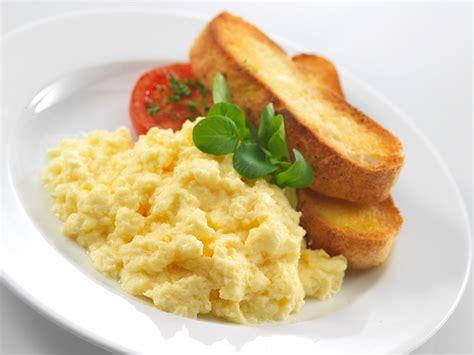 scrabbled egg scrambled eggs with toast recipe yard
